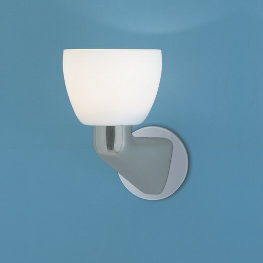 Zaneen Lighting Elea Bano Contemporary 1 Light Wall Sconce