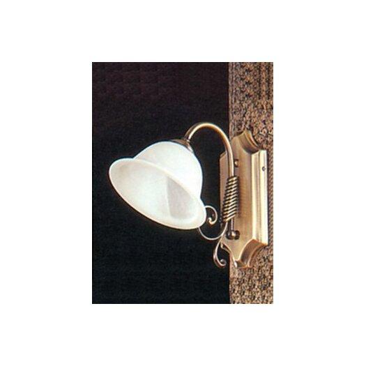Zaneen Lighting Alava I Traditional 1 Light Wall Sconce
