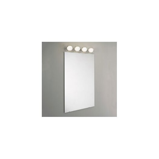 "Zaneen Lighting Bano 27"" 4 Light Contemporary Vanity Light"