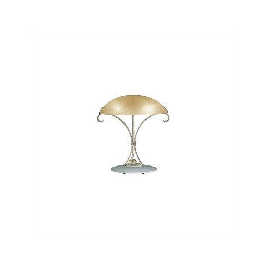 """Zaneen Lighting Latina 22"""" H Table Lamp with Bowl Shade"""