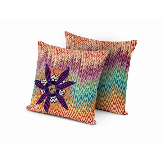Narboneta Embroidered Cushion