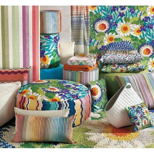 Missoni Home Jacaranda Cushion