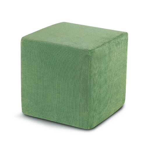 Modern Ottomans Contemporary Cube Storage And Pouf