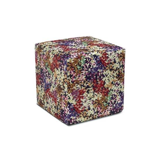 Lobos Pouf Cube Ottoman