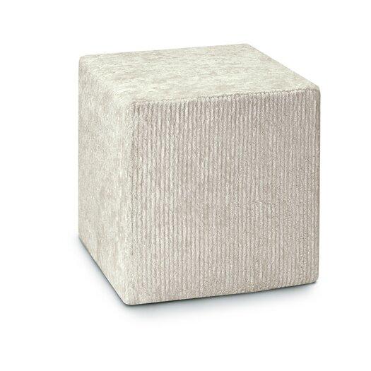Missoni Home Papavero Patch Ovens Pouf Cube Ottoman