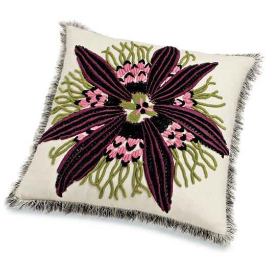 Passiflora T50 Passion Flower Cushion