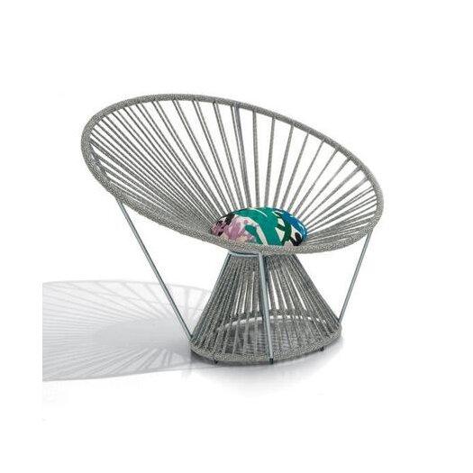 Missoni Home Furnishing Cordula Circular Easy Director Chair