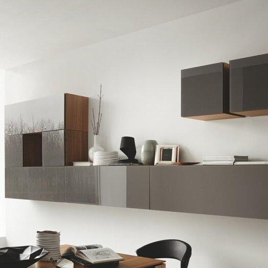 Inbox Storage Cabinet Horizontal with Lift Up Door