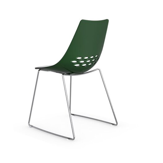 Calligaris Jam Sled Base Chair
