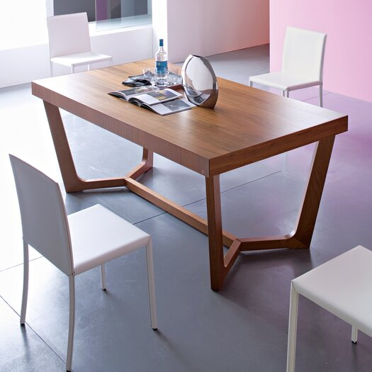Calligaris Prince Adjustable Extension Dining Table