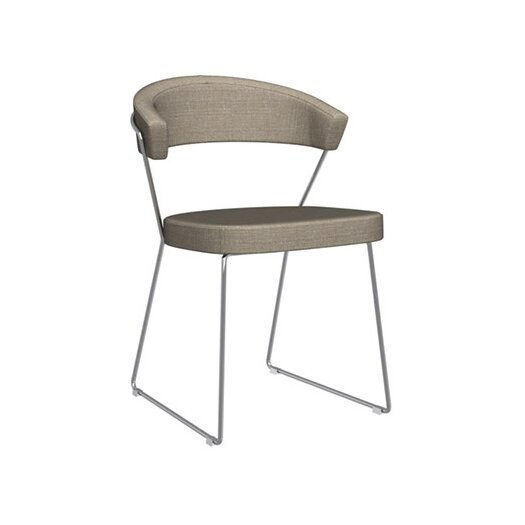 New York Sled Base Chair (Set of 2)