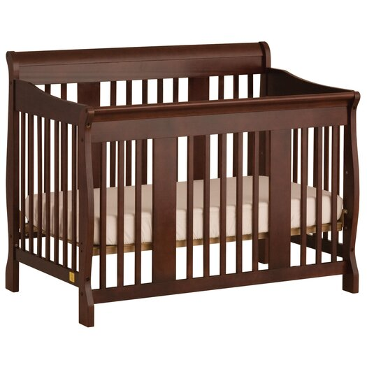Storkcraft Tuscany 4 in 1 Fixed Side Convertible Crib