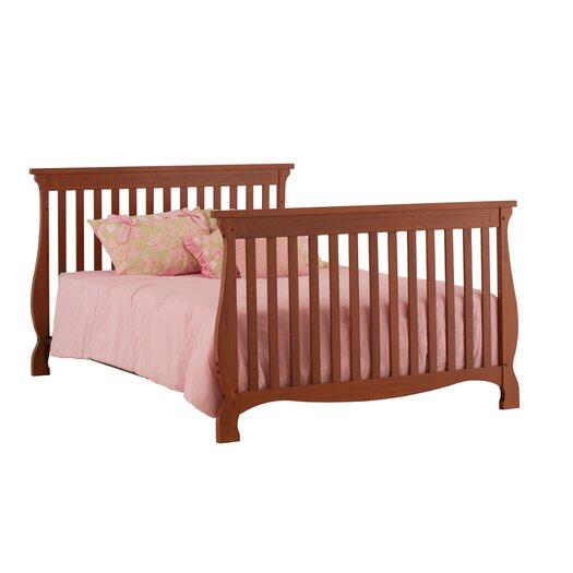 Storkcraft Carrara Fixed Side Convertible Crib