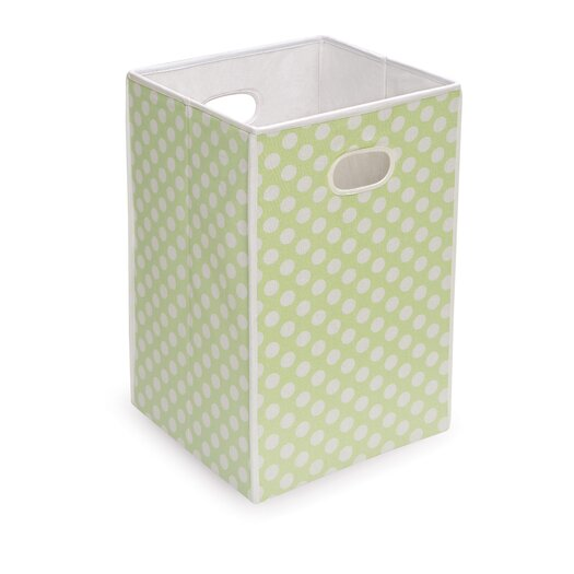 Badger Basket Folding Hamper/Storage Bin