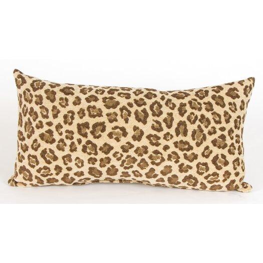 Glenna Jean Tanzania Rectangular Cheetah Print Pillow
