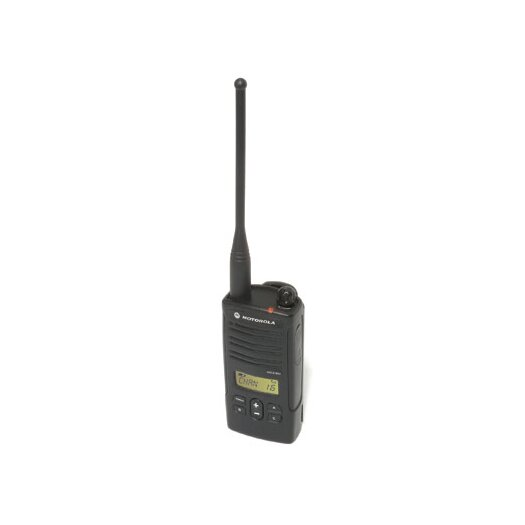 Motorola RDU4160D Four-Watt, Sixteen-Channel UHF Business Two-Way Radio