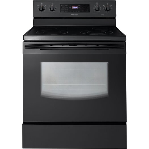 Samsung Electric Smoothtop Free Standing Stove