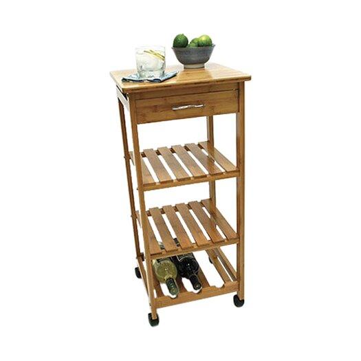 Lipper International Kitchen Cart I