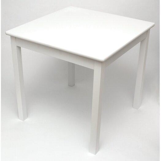 Lipper International Kid's Writing Table