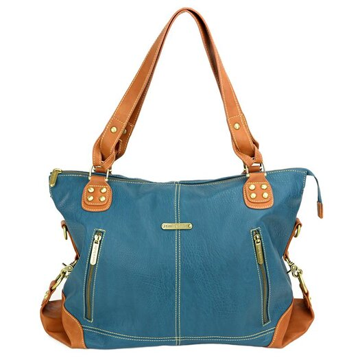 Timi and Leslie Kate Convertible Diaper Bag in /Saddle