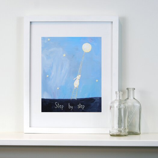 Cici Art Factory Words of Wisdom Step by Step Print