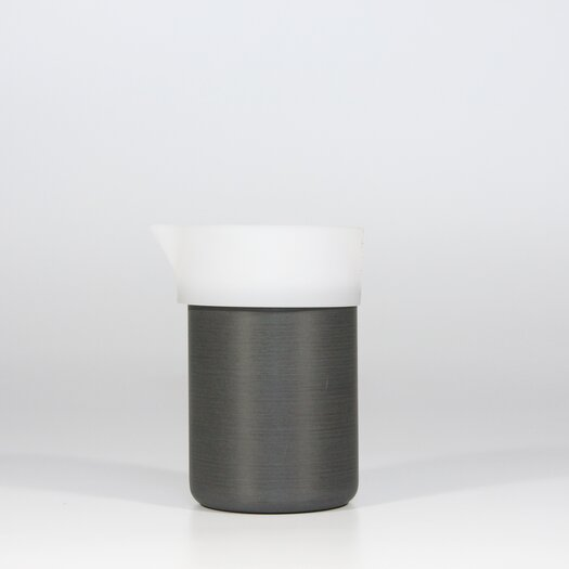 Royal VKB Glass Cup and Store in White
