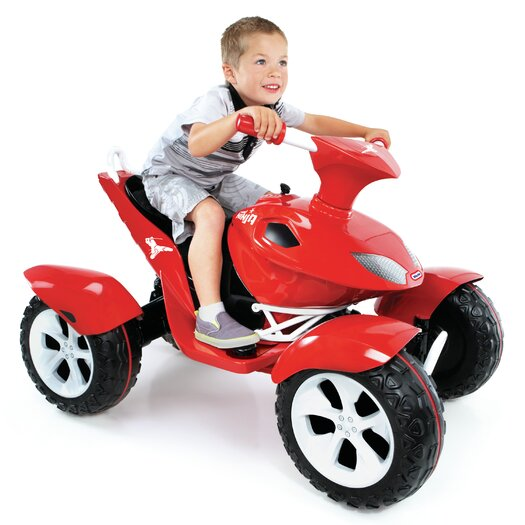 Little Tikes Road Ninja 12V Battery Powered ATV