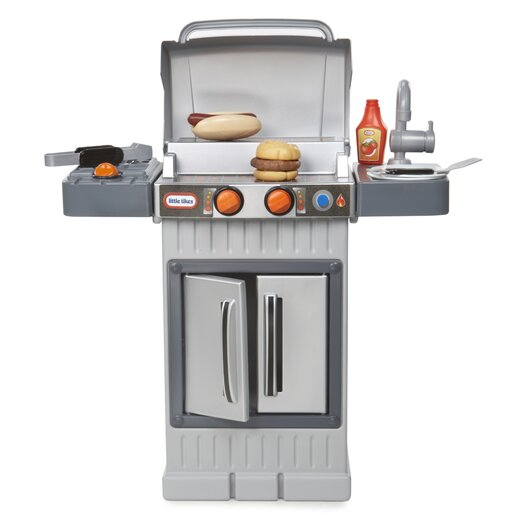 Little Tikes Cook 'n Grow™ BBQ Grill Kitchen Set