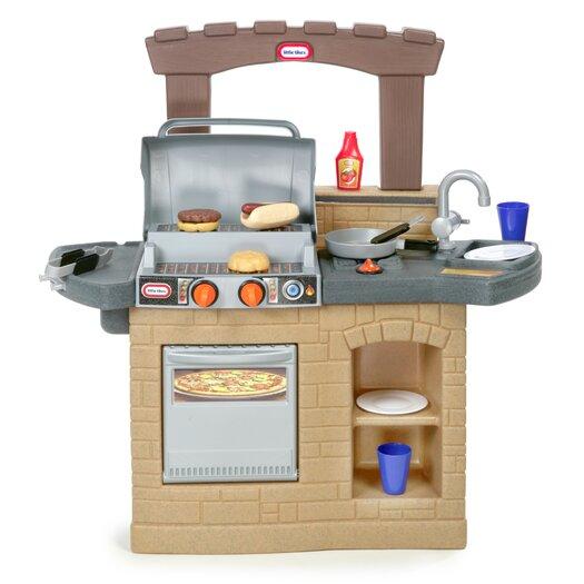 Little Tikes Cook 'n Play Outdoor BBQ™ Kitchen Set