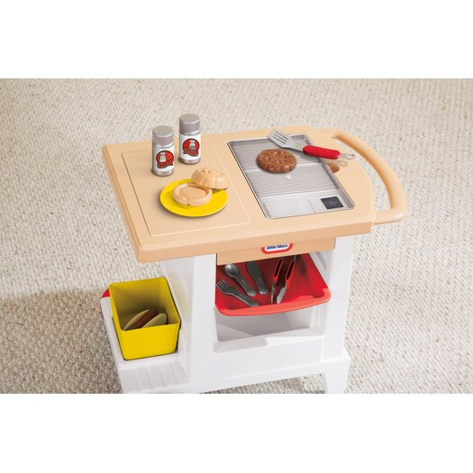 Little Tikes Cook Around Kitchen Cart