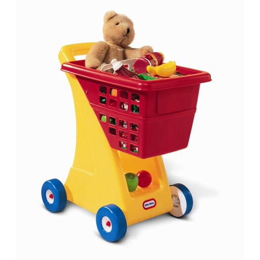 Little Tikes Creative Kids Shopping Cart