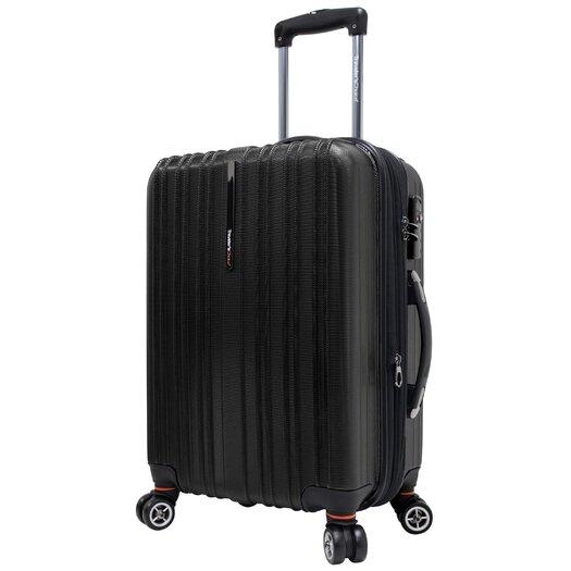"""Traveler's Choice Tasmania 21"""" Expandable Hardshell Spinner Suitcase II"""