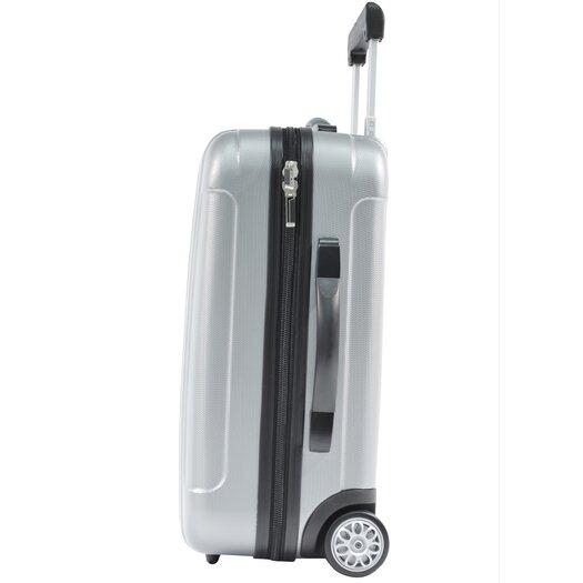 """Traveler's Choice Rome 20"""" Hardshell Hardsided Rolling Upright"""
