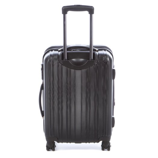 "Traveler's Choice Tasmania 21"" Expandable Hardshell Spinner Suitcase II"