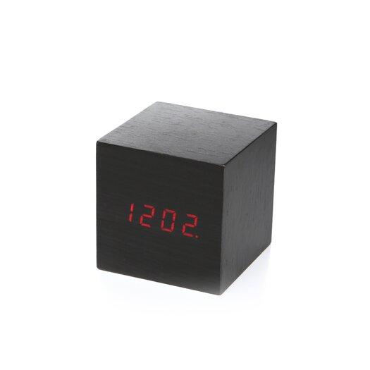 Kikkerland Clap-On Cube Alarm Clock