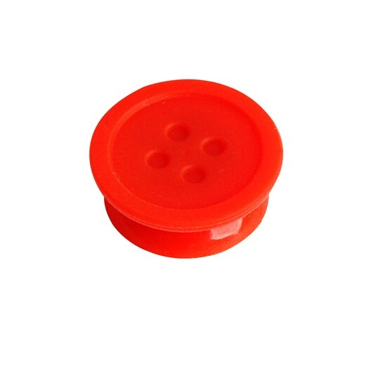 Kikkerland Silicone Tea Button
