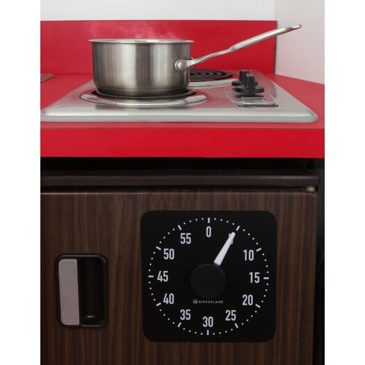 Kikkerland Extra Large Magnetic Rotary Kitchen Timer