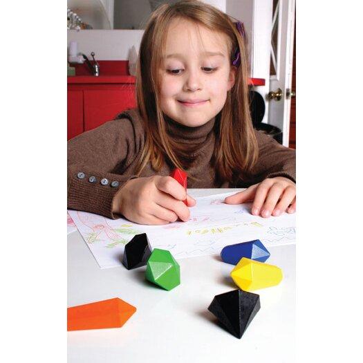 Kikkerland Crystal Crayons