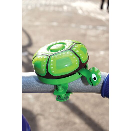 Kikkerland Dring Turtle Bike Bell