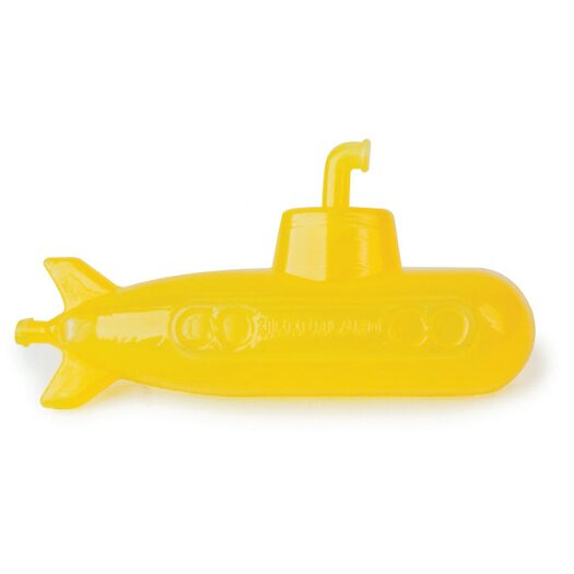 Kikkerland Reusable Ice Cubes Submarine