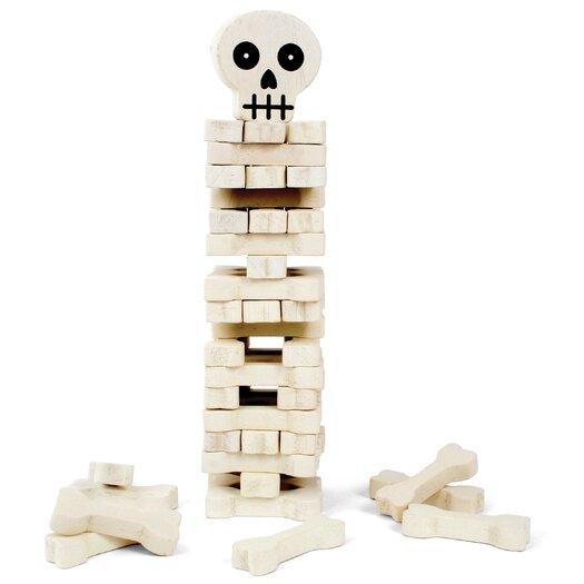 Kikkerland Stack The Bones Game