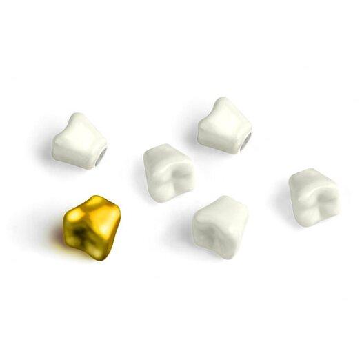 Kikkerland Teeth Magnets