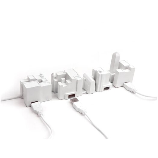 Kikkerland USB Hubs