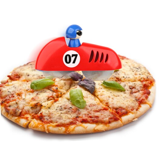 Kikkerland Pizza Racer