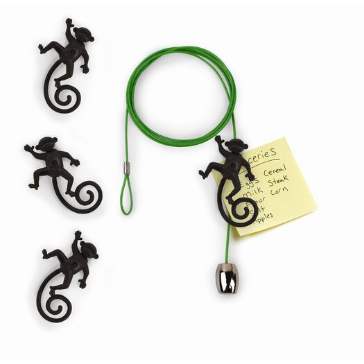 Kikkerland Monkey Cable Photo Holder