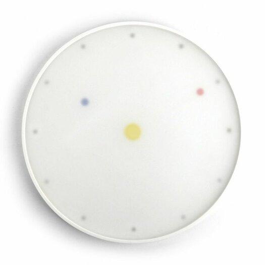 "Kikkerland 10.8"" Reductous Wall Clock"