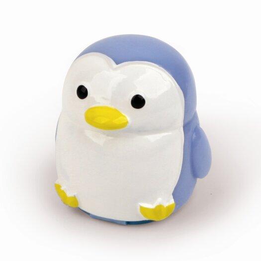 Kikkerland Penguin Lip Balm