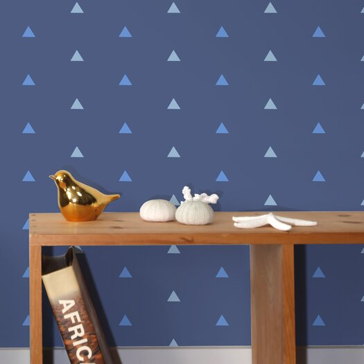Aimee Wilder Designs Forest Wallpaper Sample