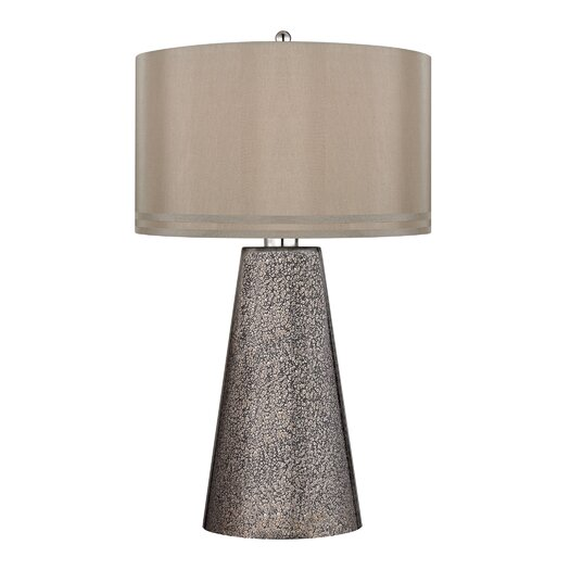 "Dimond Lighting 29.5"" H Table Lamp with Drum Shade"