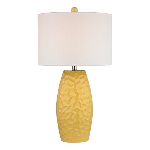 "Dimond Lighting Sunshine 27"" H Table Lamp with Drum Shade"